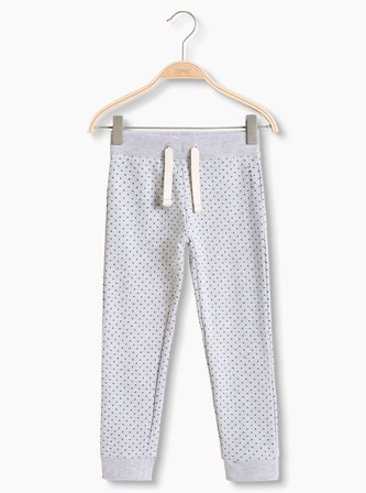Esprit Junior/Youth Girls Dotted Skinny Joggers - Heather Grey