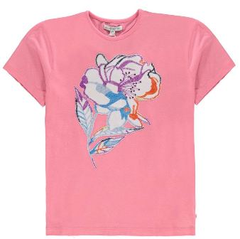 French Connection Youth Girls Key West S/S Tee - Pink