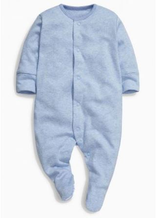 Boys infant Onesie - Blue