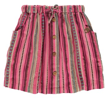 Souris Mini Designer Girls Boheme Glitter Fleck Skirt