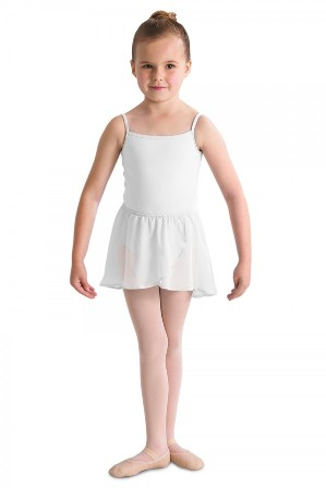 Bloch Ballet Barre Tutu Skirt - White