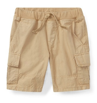 Polo Ralph Lauren Junior Boys Ripstop Cargo -  Beige