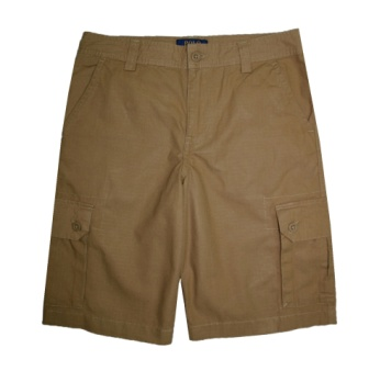 Polo Ralph Lauren  Youth Boys Ripstop Utility Shorts - Tan