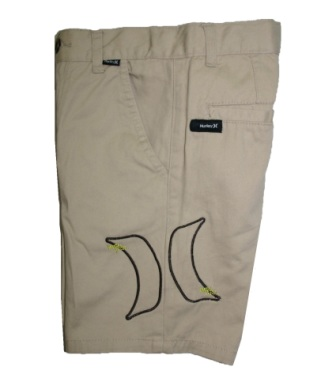 Hurley Youth One & Only Walk Shorts - Tan