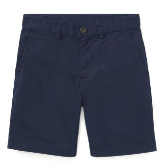 Polo Ralph Lauren Youth Boys Flat Front Chino Short - Newport Navy
