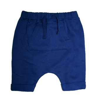Boys Infant Drop Crotch Jogger - Royal Blue