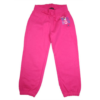 Rebecca Bonbon for Hello Kitty Girls Track Pant - Pink
