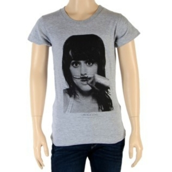 "Eleven Paris ""Unisex Designer"" Katy Perry Tee - Grey"