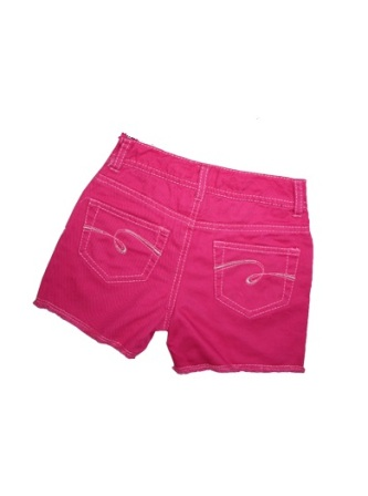 Justice Girls USA Girls Candy Shorts - Hot Pink