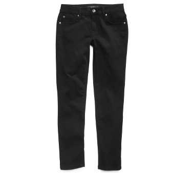 Jessica Simpson Junior/Youth Girls Kiss Me Skinny Jeans  - Black