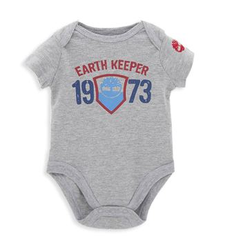 Timberland Infant Earth Keepers Onesie - Grey